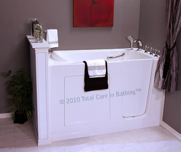 Model 3260 walk in tub. Model 3260 Handicapped Tubs  Handicap Bathtubs  Walk in Bathtub